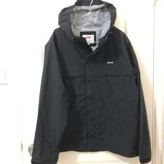 Supreme dog taped seam jacket windbreaker