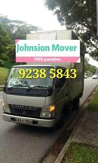 Delivery /House mover service call 92385843 JohnsionMover