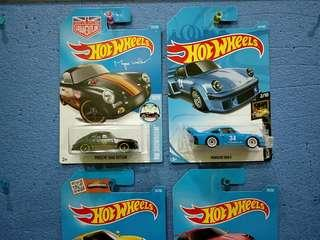 HOT WHEELS-PORSCHE