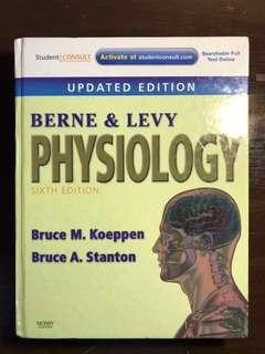 (Medical Book) Berne and Levy Physiology 6th edition Original Textbook