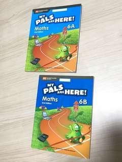 My Pals Are Here! Maths 6A & 6B (2nd Edition)