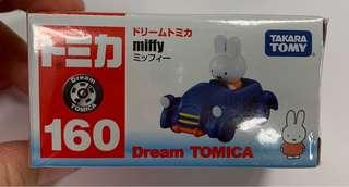 Takara Tomy Miffy Minion Mickey