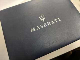 Maserati SFIDA Chronology Watch