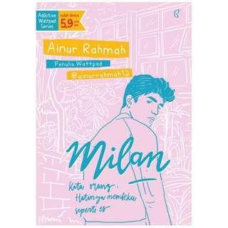 Ebook Milan by Ainur Rahma