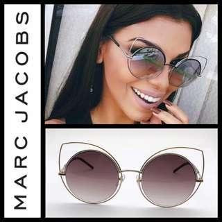 marc jacobs cateye sunglasses 貓眼太陽眼鏡