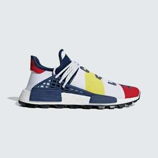 310cbd1e4 Adidas Pharrel Williams HU NMD BBC