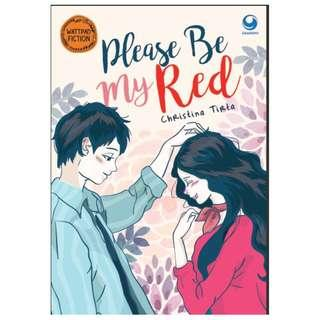 Ebook Please, be my Red by Christina Tirta