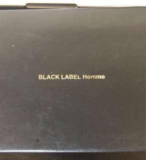 Black Label Homme Wallet