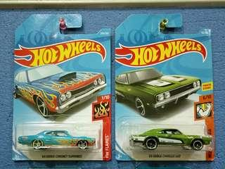 HOT WHEELS-DODGE