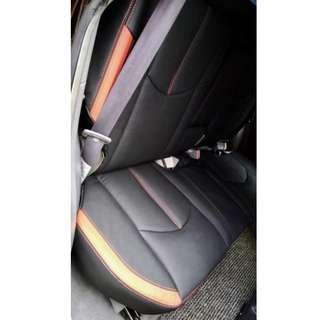 Toyota Hrrier Wrapping Seat 💺 & Steering  Call Now!!!! ☎ +6012-692 7466