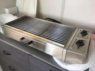 戶外燒烤爐
