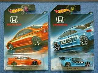 HOT WHEELS-HONDA