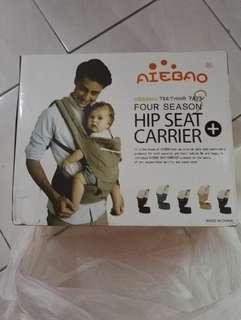 Aiebao hip seat carrier