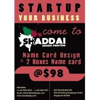 🚚 Shaddai Printing Design