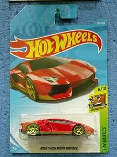 HOT WHEELS-LAMBORGHINI