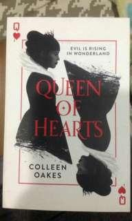FOR SWAP QUEEN OF HEARTS BY COLLEEN OAKES