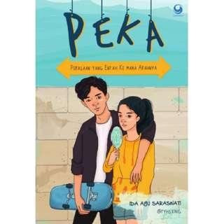Ebook Peka by Ida Ayu Saraswati
