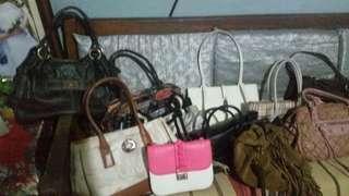 New arrival Bags branded preloved