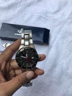 Jam tangan merk 25 hours original jual murah aja