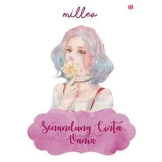 Ebook Senandung Cinta Vania by Millea