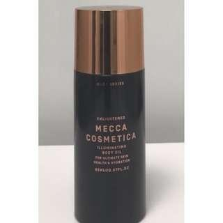 MECCA COSMETICA ENLIGHTENED ILLUMINATING BODY OIL 100ml Brand New & Authentic [No Swaps, Price is firm] RRP $48