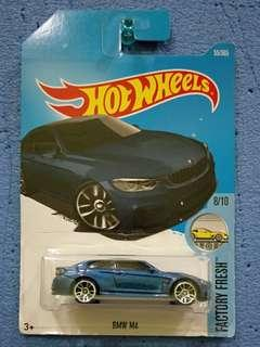 HOT WHEELS-BMW M4
