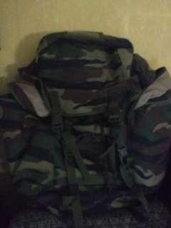 ATM army backpack