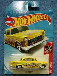 HOT WHEELS-CHEVY