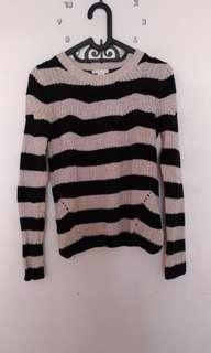 Atasan Sweater, Knit, Rajut H&M