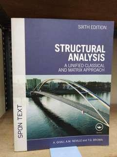 Structural Analysis: A Unifield Classical and Matrix Approach