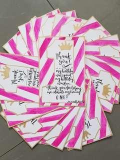 [CUSTOMISE] Bulk party cards
