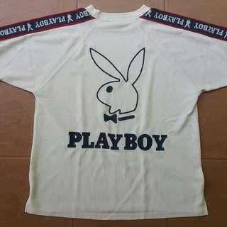 Playboy Sidetape T Shirt
