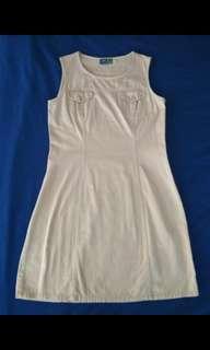 Avon beige dress