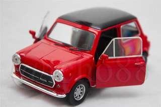 WELLY Mini Cooper 1300 1:32