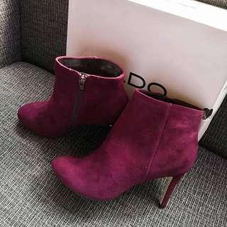 #OCT10 Aldo boot heel