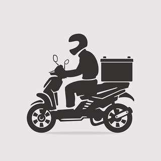 Delivery riders