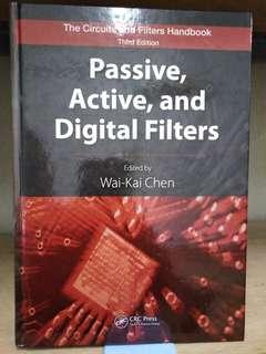 Passive, Active and Digital Filters
