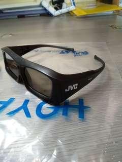 JVC 3D Active Shutter立體眼鏡  PK-AG1