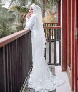 Dress Nikah GRACE - akad collection