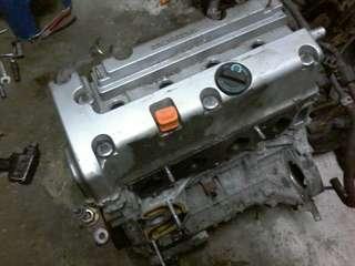 Honda dc5 k20a engine kosong type S