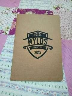 Paperback Notebook #SUBANGJAYASWAP #SBUX50 #EVERYTHING18 #POST1111
