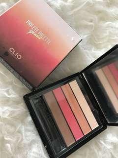 "Clio pro eye palette quad ""rosy glow"""