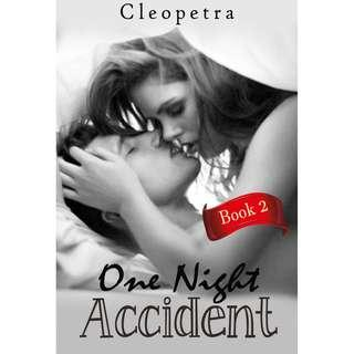 Ebook One Night Accident (Book 2) by Cleopetra