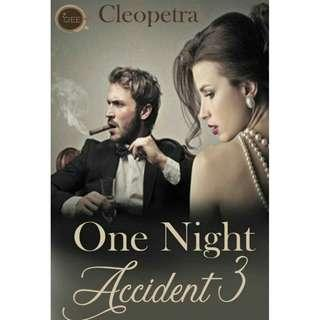 Ebook One Night Accident 3 by Cleopetra
