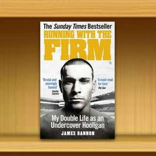 BN - Running with the Firm By James Bannon