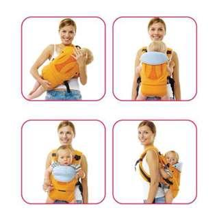 Baby carrier +free portable soft baby crib