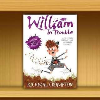 BN - William in Trouble By Richmal Crompton