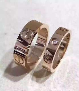 Customise Rings 18K Solid Gold