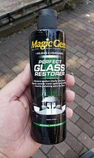 Magic Gem玻璃汙垢油膜清潔劑 (香港代理指定網上特約經銷商)