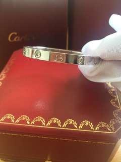 Customise LOVE Bracelet